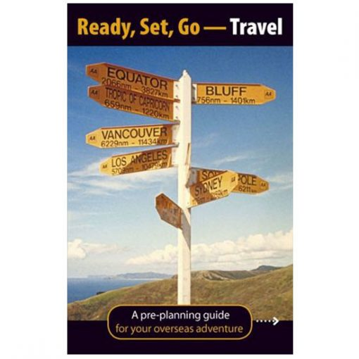 Cover of Ready Set Go Travel Travel Guide by Sharyn McCullum