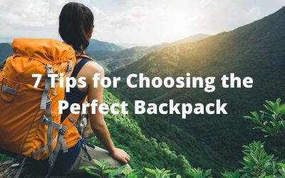 7 tips To Choose the Perfect Backpack