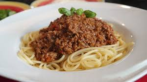 Easiest Spaghetti Bolognaise Recipe ever
