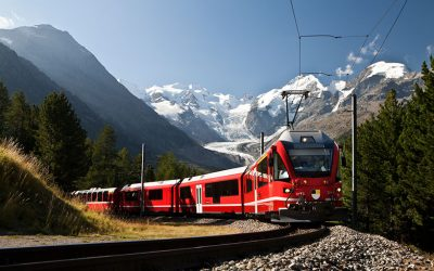 5 Good Reasons to Travel Europe by train