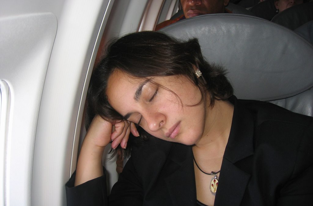 10 tips for getting sleep on a long-haul flight