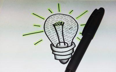 6 methods I use to get blog ideas
