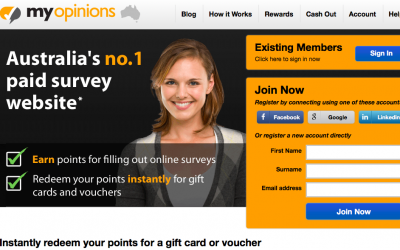 Make Money Doing Paid Online Surveys | MyOpinions Surveys