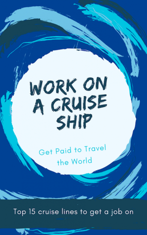 #workonacruiseship #cruiseshipjobs