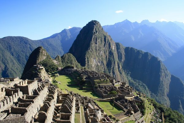 Macchu Picchu And The Inca Trail, Peru.