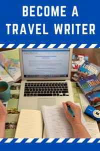 #Becomeatravelwriter