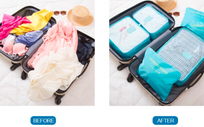 Guide to the Best Packing Cubes for Travel – Keep Luggage Organised
