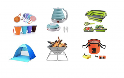 Collapsable Travel Gear and Accessories – Your New Best Friends