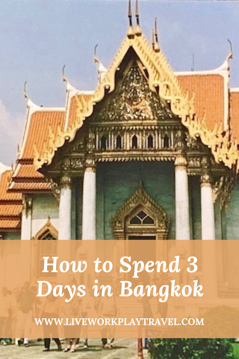 See Many Temples And Buddhas On A 3 Day Bangkok Visit.