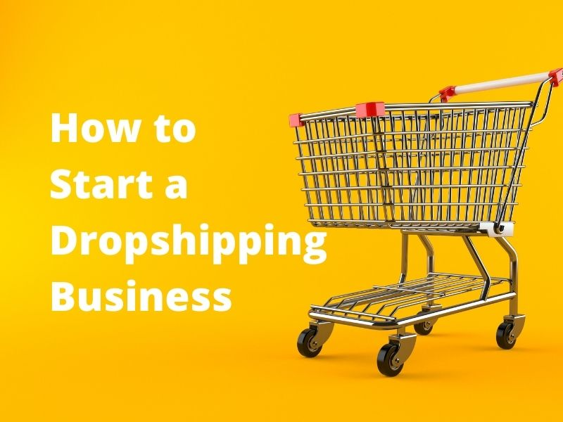 When You Start A Dropshipping Business You Will Need An Ecommerce Shopping Cart Such As A Shopping Trolley For Visitors To Put Their Purchases.