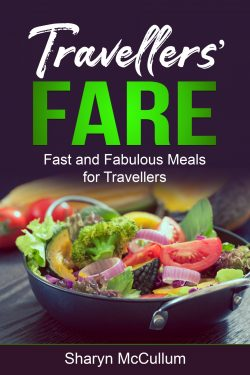 Bowl Of Salad Is A Fast And Fabulous Meal For Travellers In The Ebook Travellers' Fare.