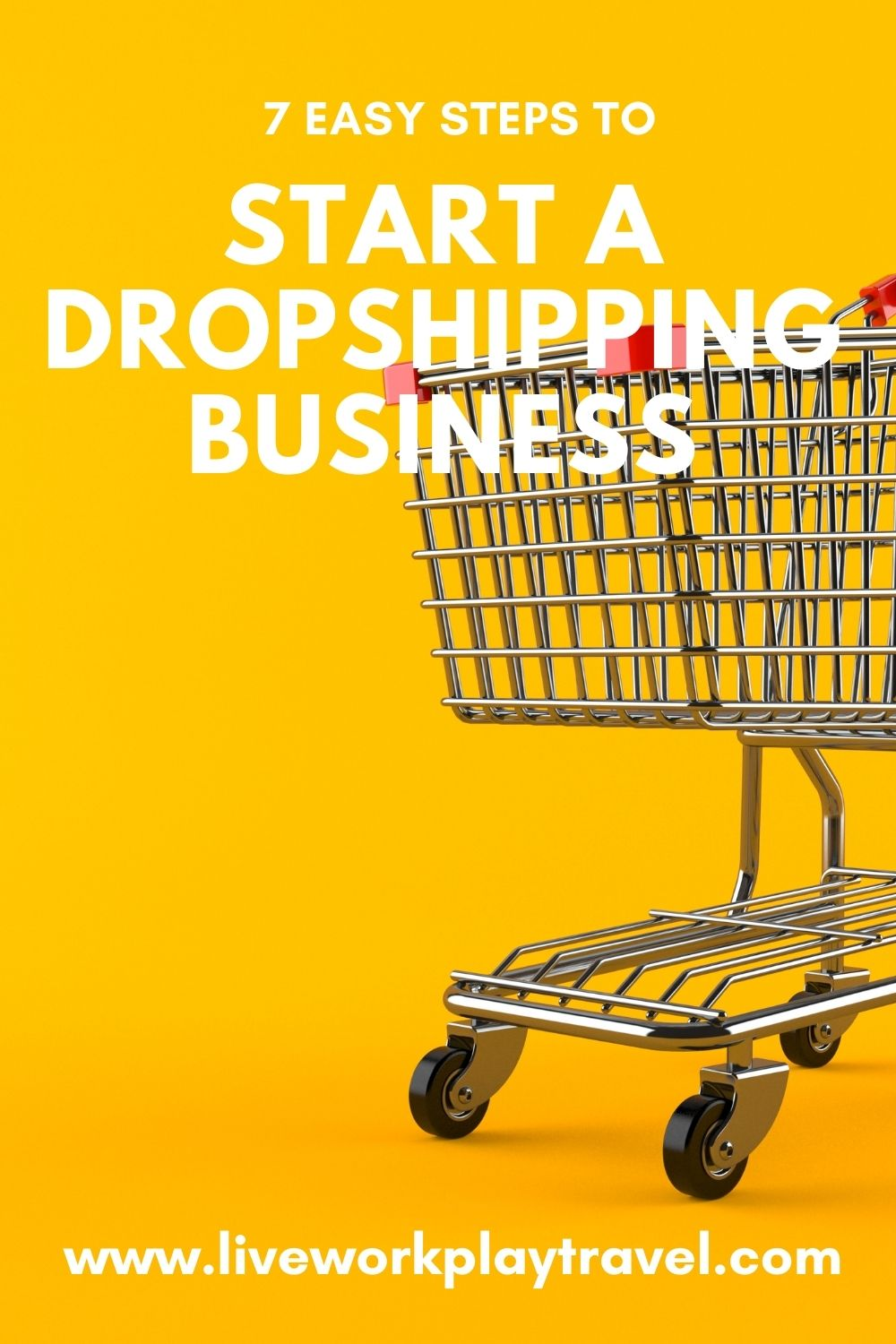 You Can Start A Dropshipping Business In 7 Easy Steps. Having A Shopping Cart System Set Up Will Ensure You Capture Sales.